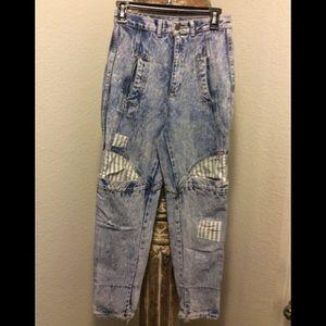 Traffic vintage jeans. Size 7/8